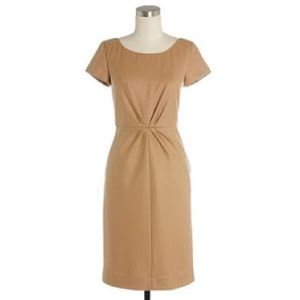 J.CREW 100% wool Kate suiting dress size 4
